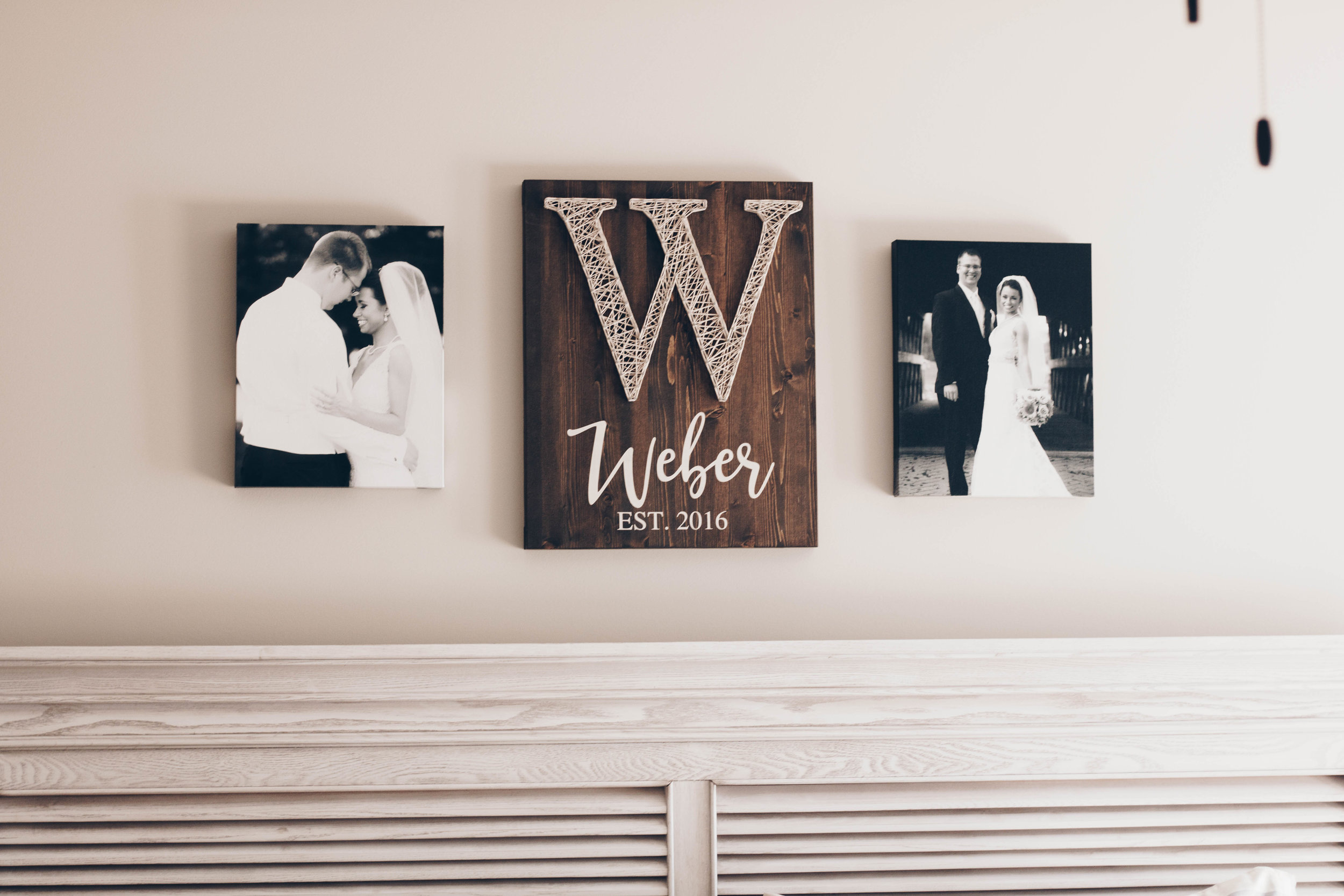 Unique Wedding Gift Ideas  featured by popular Indianapolis blogger, Trendy in Indy