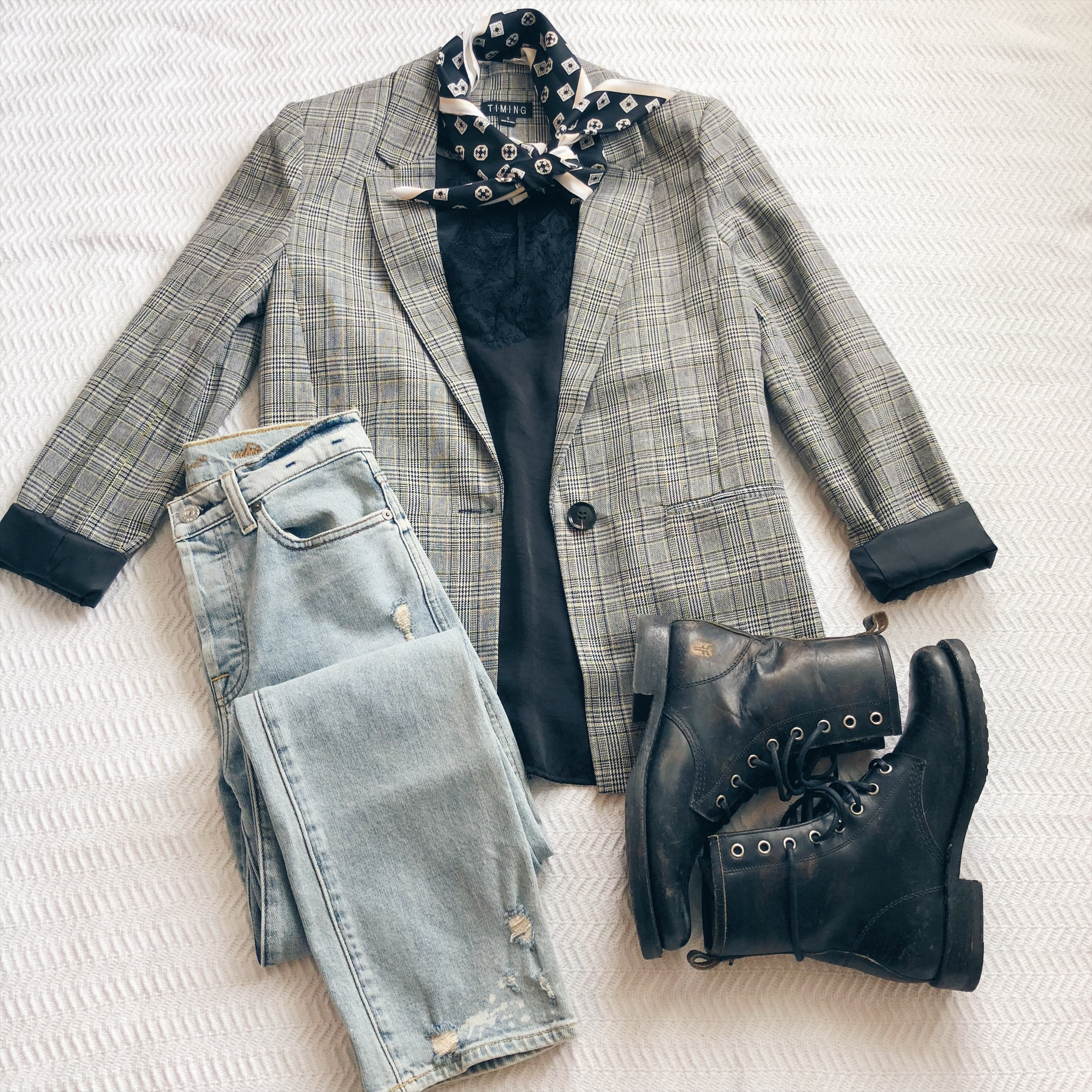 Europe Packing List by popular Indianapolis fashion blogger, Trendy in Indy