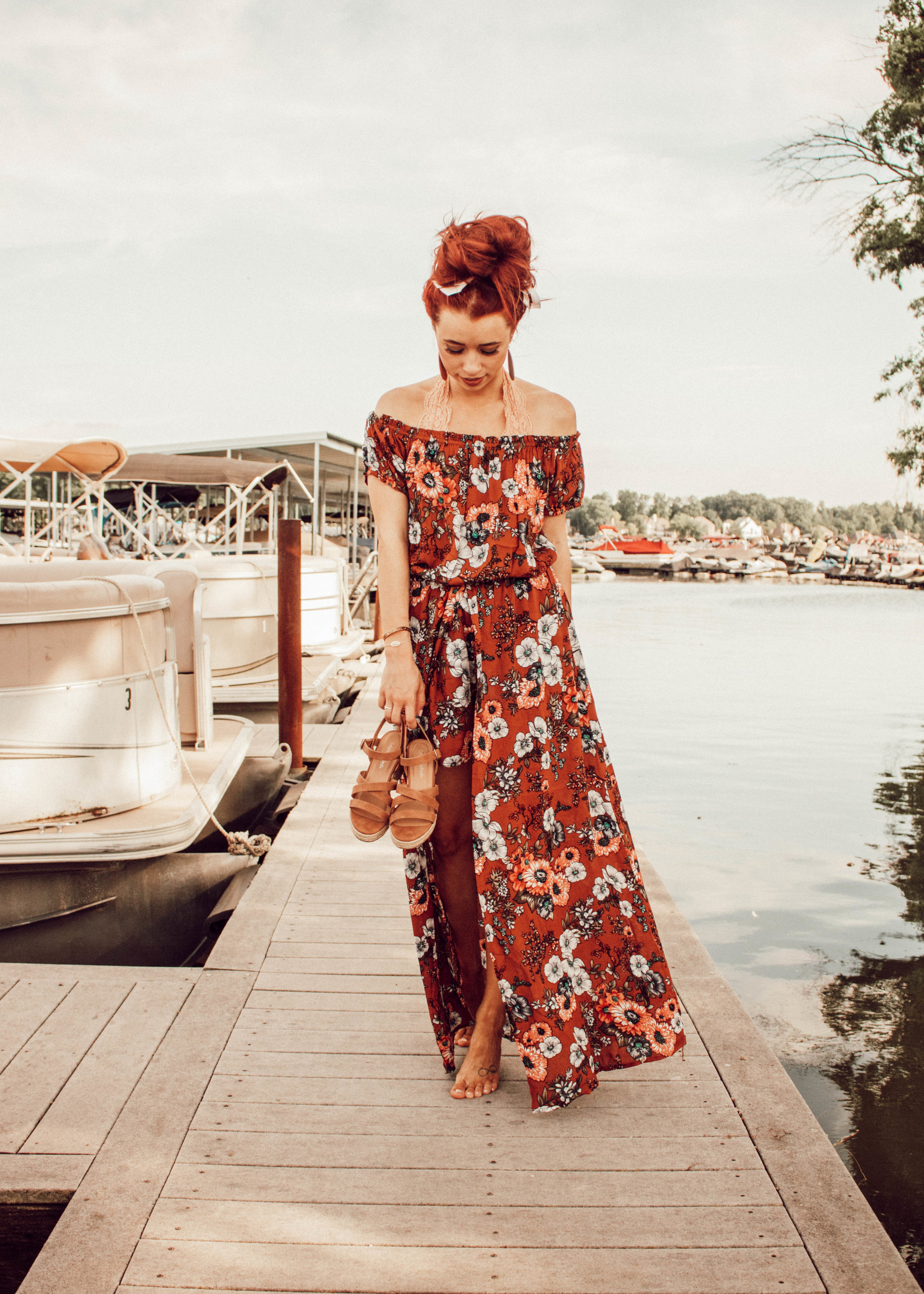 5 Summer Thoughts + Ella Mae's Collab featured by popular Indianapolis fashion blogger, Trendy in Indy