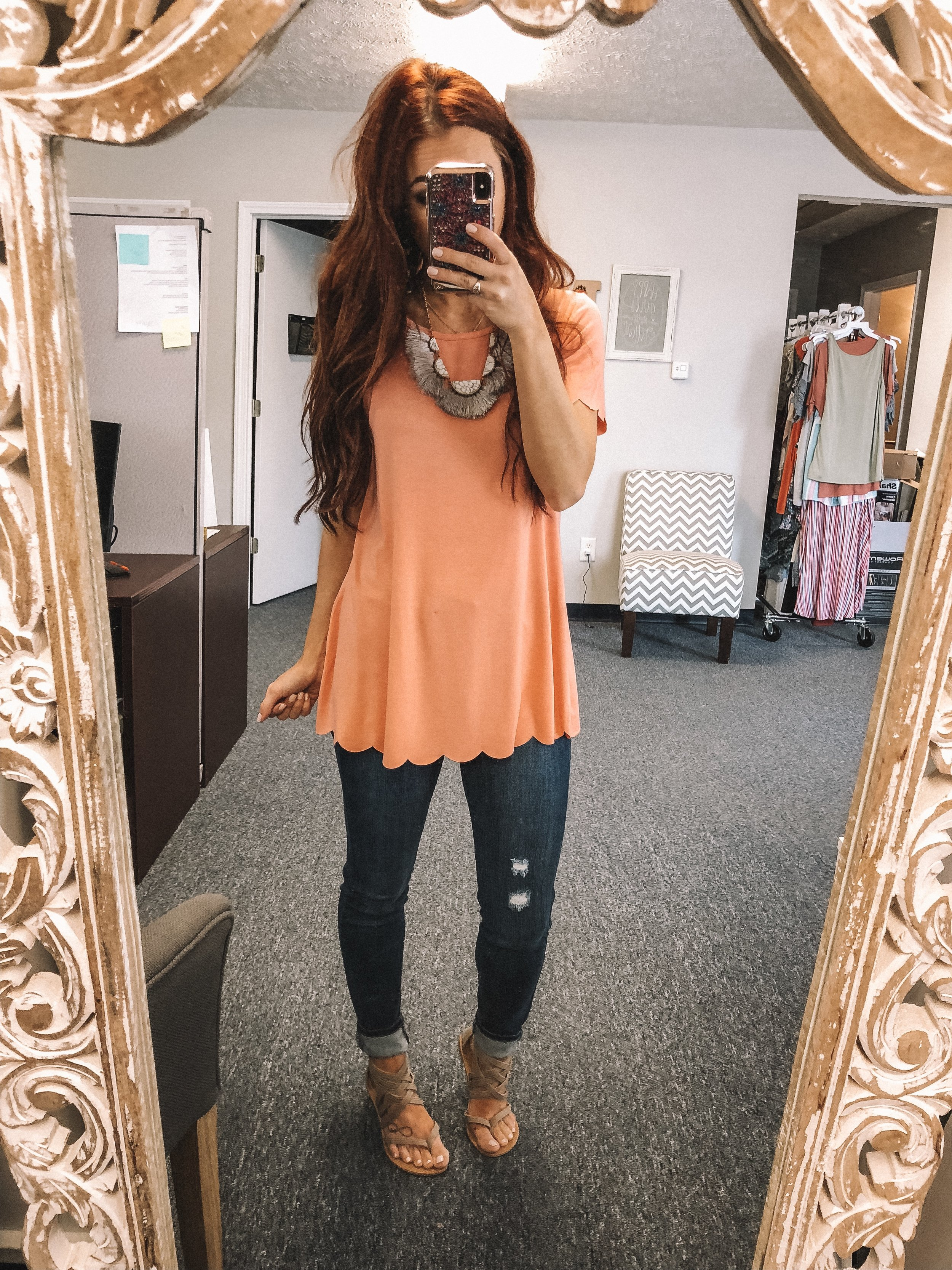 Magnolia Boutique favorites styled by popular Indianapolis fashion blogger, Trendy in Indy