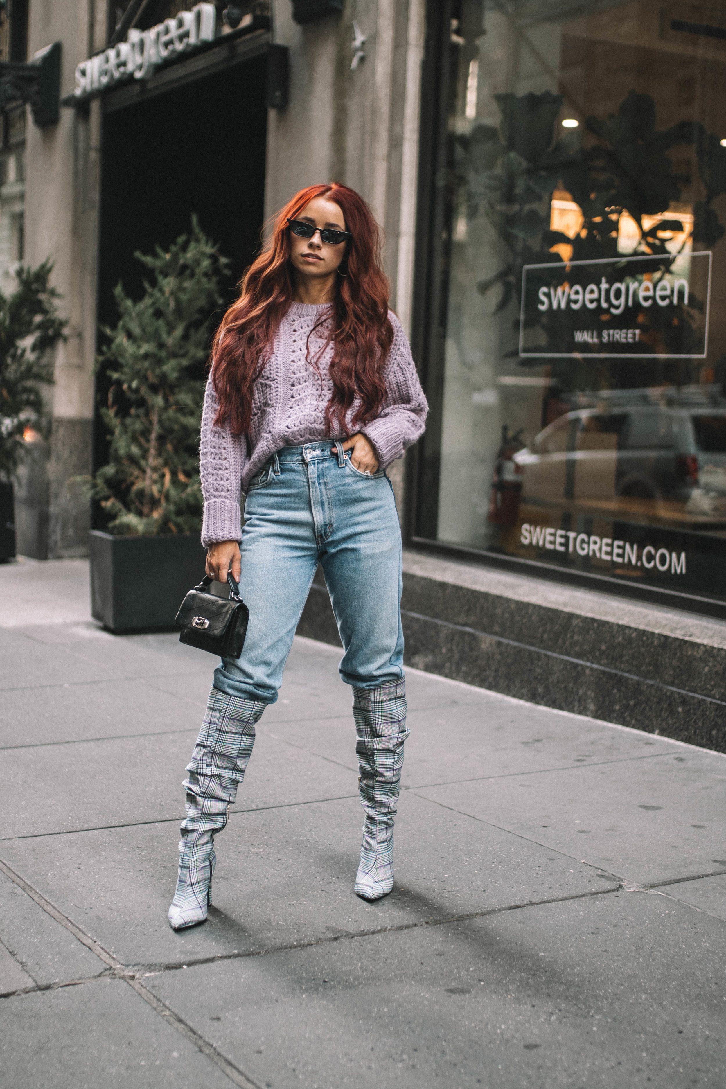 Fall Trends to try featured by top Indianapolis fashion blog, Trendy in Indy: Statement Boots