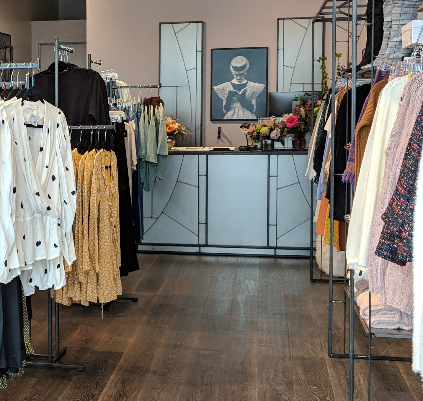 Shop small for the Holidays: Lesley Jane featured by top Indianapolis life and style blog, Trendy in Indy