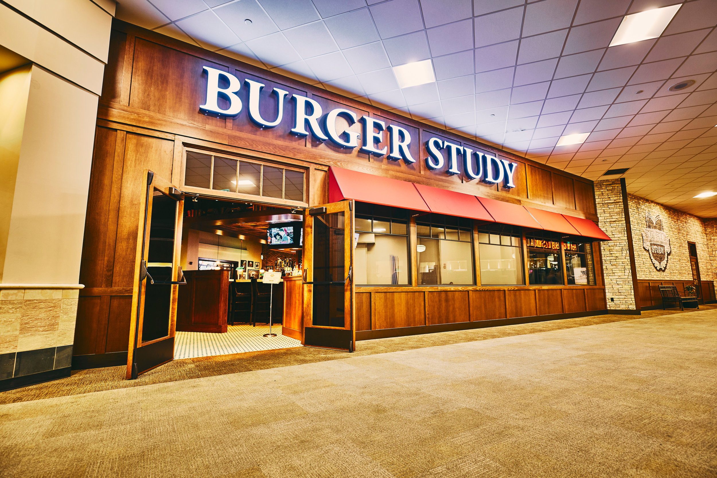 Shop small for the Holidays: Burger Study featured by top Indianapolis life and style blog, Trendy in Indy