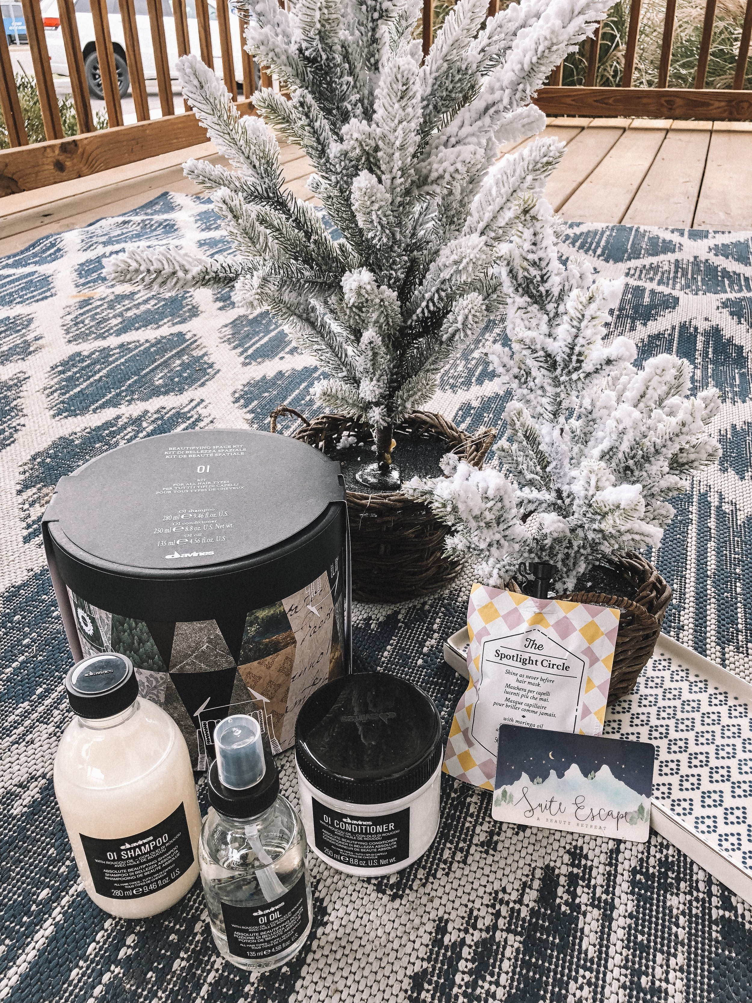 Shop small for the Holidays: Suite Escape featured by top Indianapolis life and style blog, Trendy in Indy