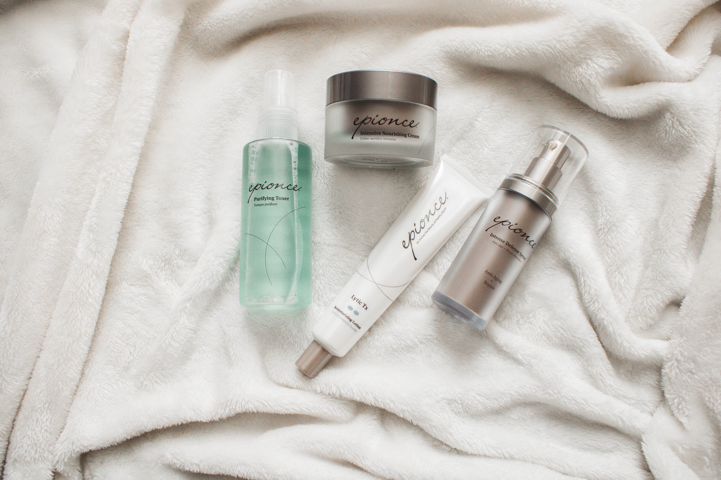 LASSI chemical peel results featured by top US beauty blog, Trendy in Indy