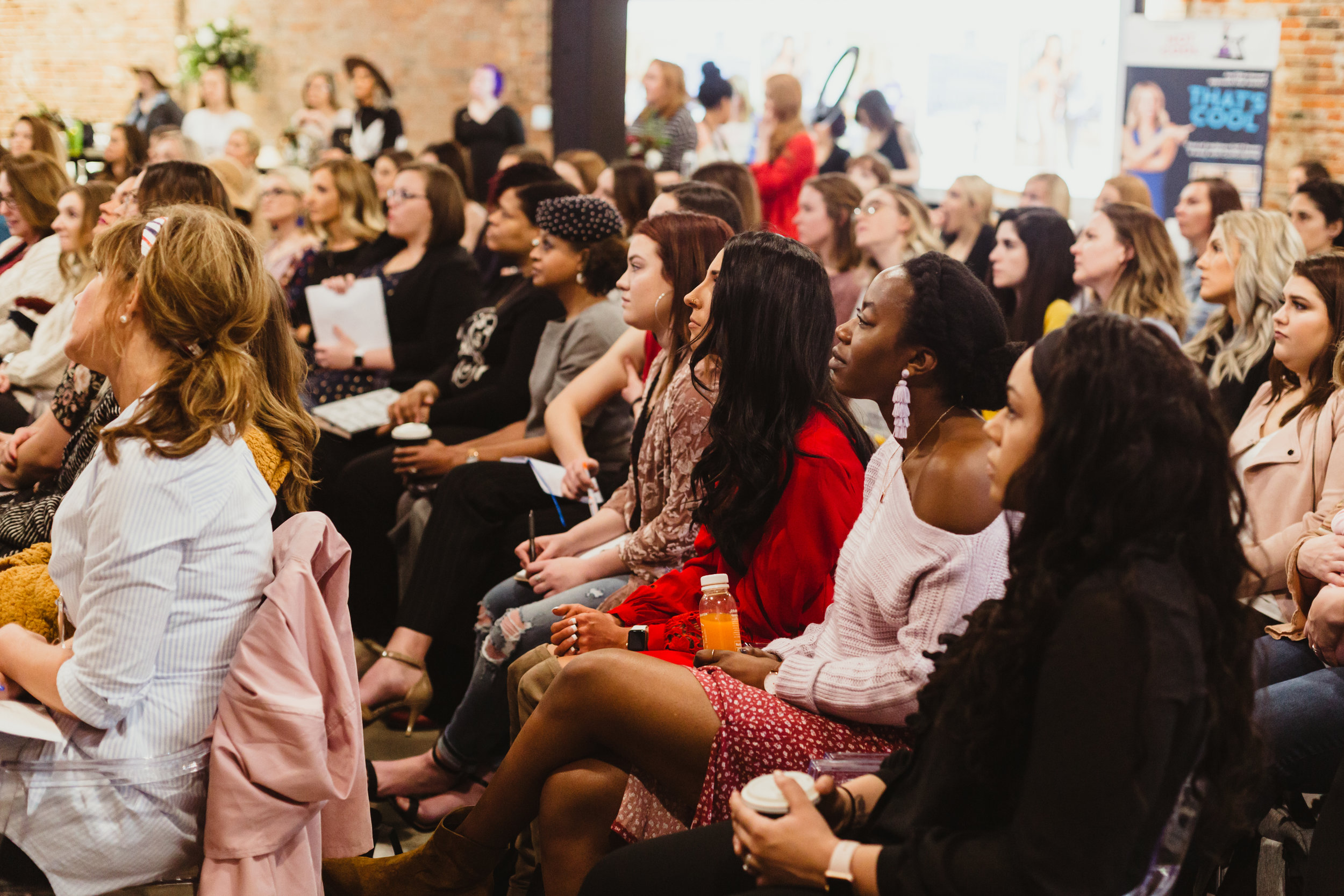 As Told By Us Women's Conference Recap featured by top Indianapolis blog and As Told By Us founder, Steph of Trendy in Indy
