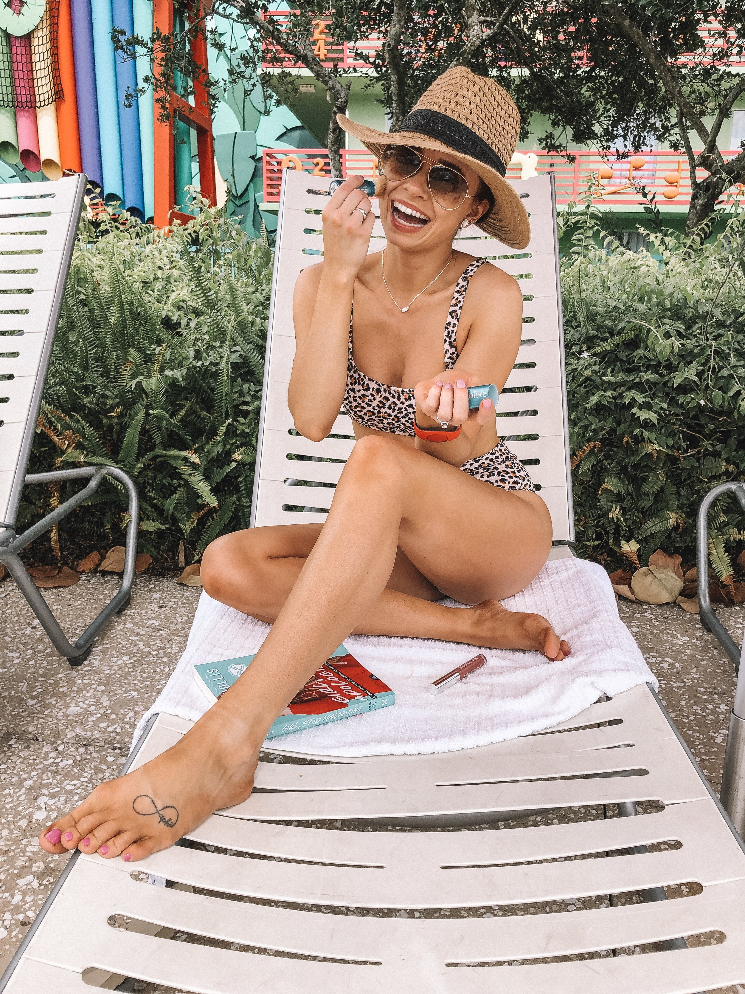 Essential Sun Care Tips with LASSI featured by top US beauty blog, Trendy in Indy