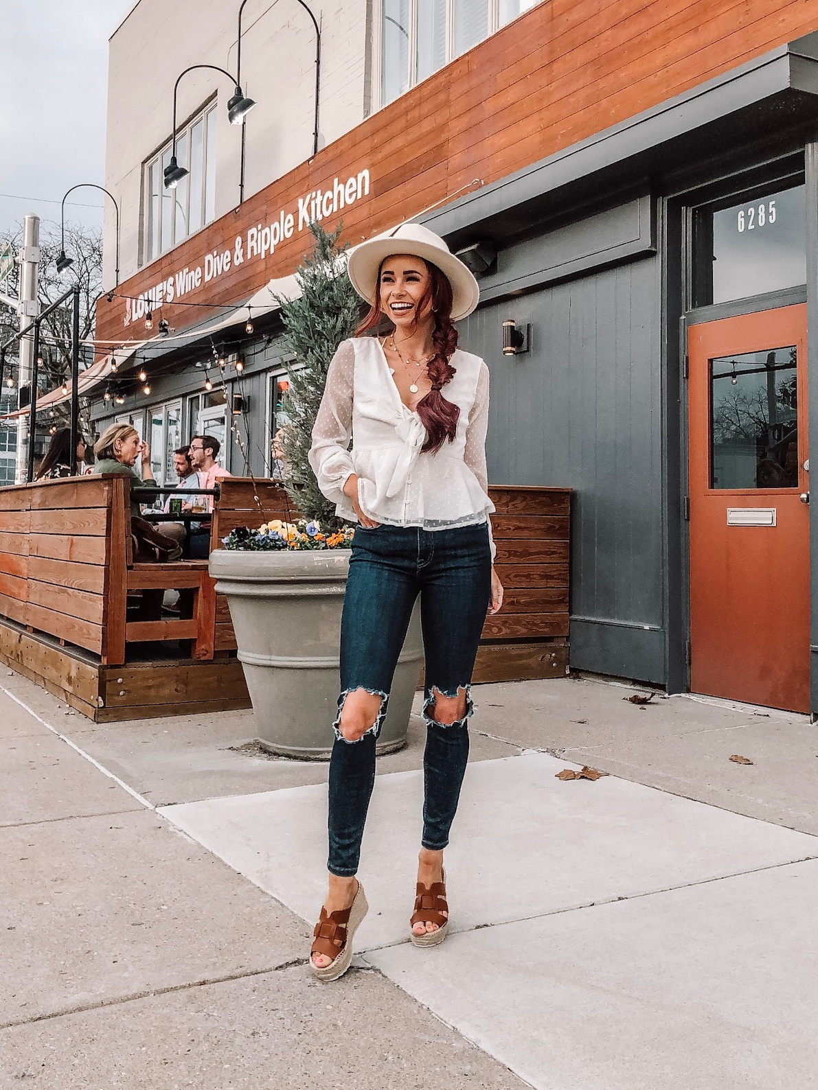 Tipa for micro influencers featured by top US life and style blog, Trendy in Indy