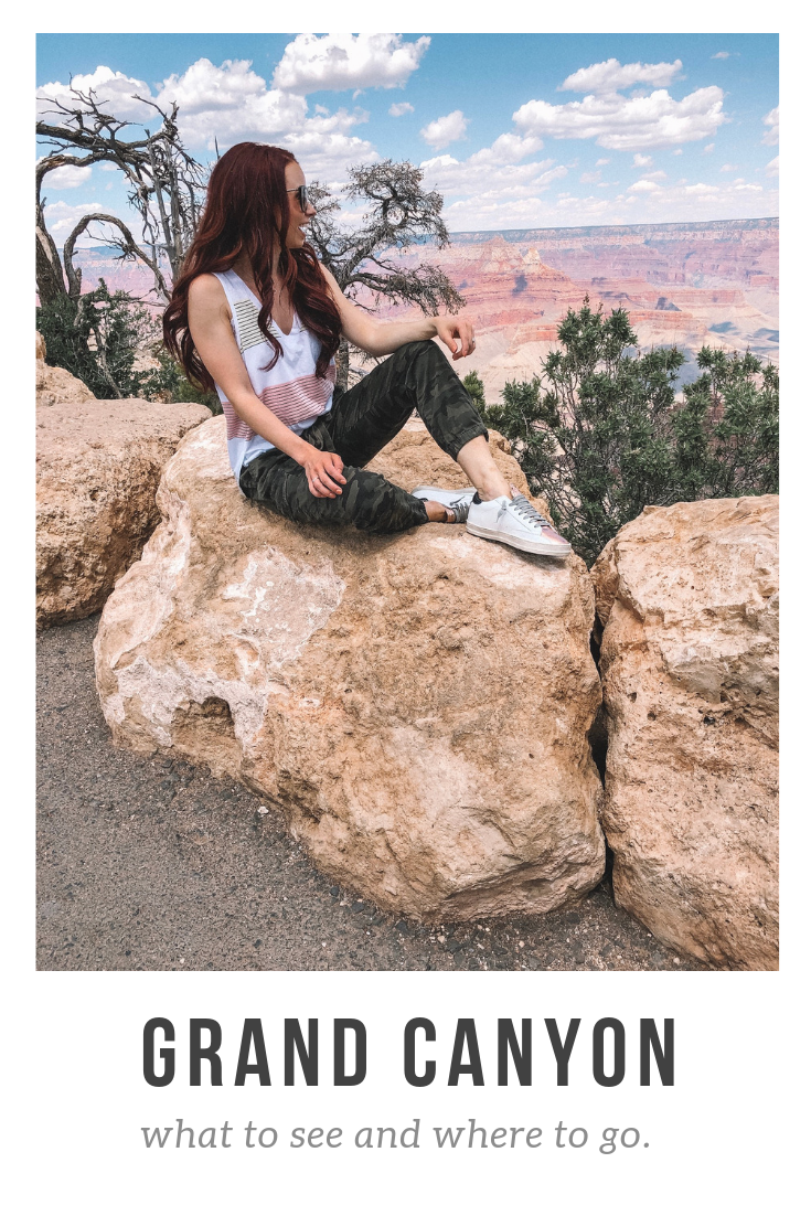 Visiting the Grand Canyon for the First Time: What to See and Where to Go featured by top US travel blog, Trendy in Indy