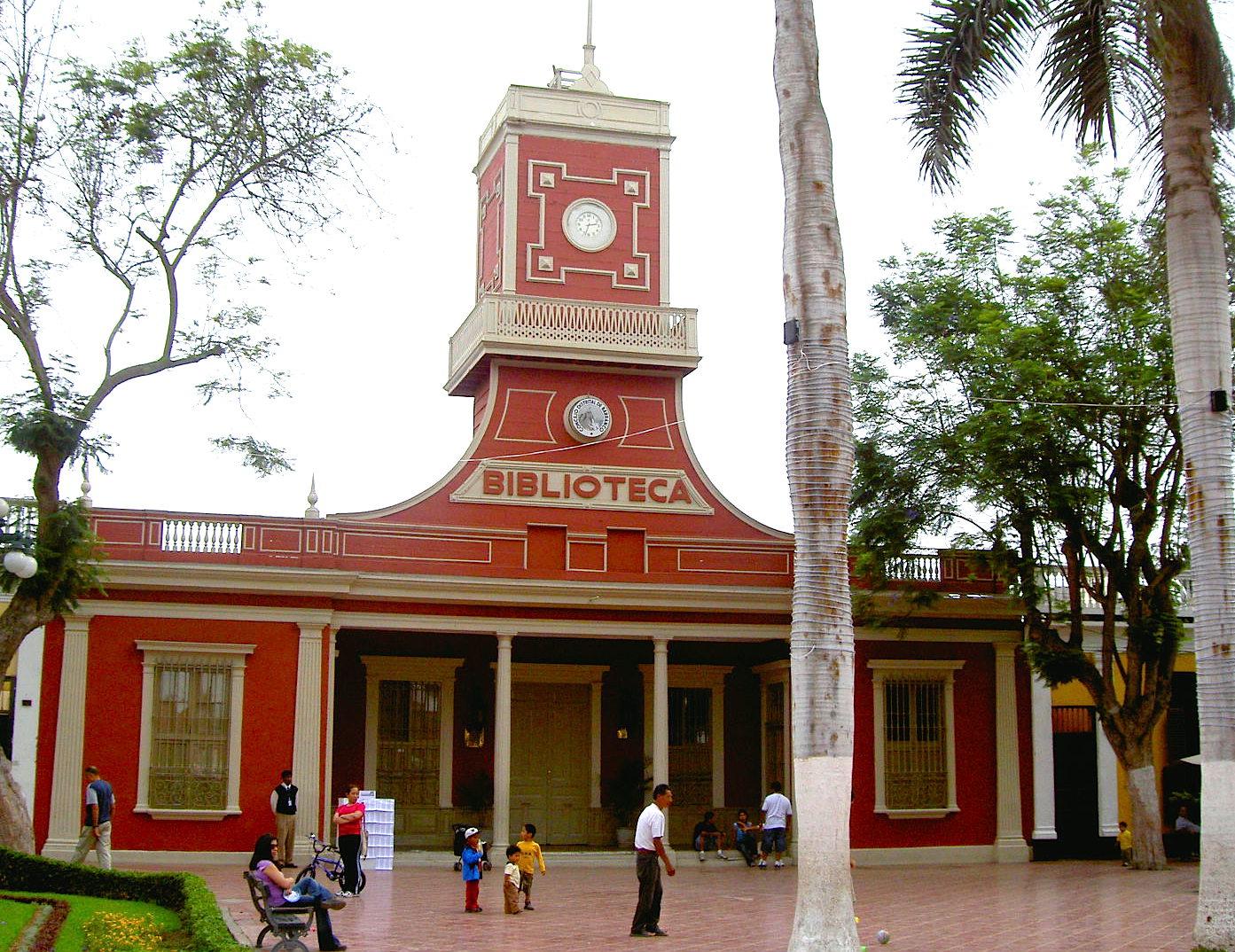 Barranco Old City Hall