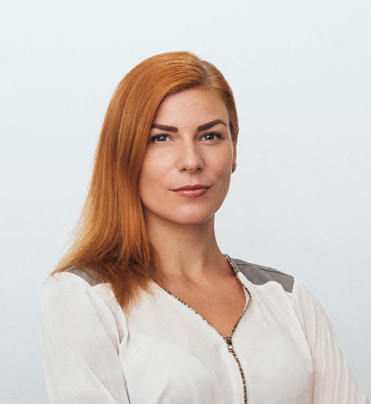 <b>Lia <br>Barfod</b><br><br>Finance Manager
