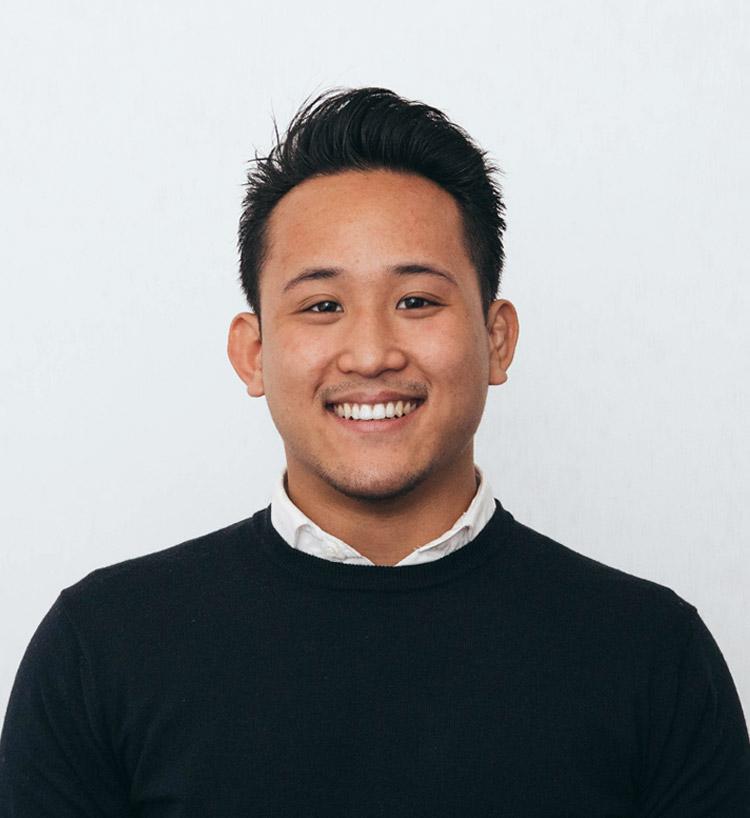 <b>Lucas <br>Hong Cai</b><br><br>Business Developer