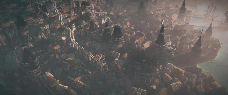 El mod Continuum Shader de Minecraft ofrece un resultado ultrarealista espectacular