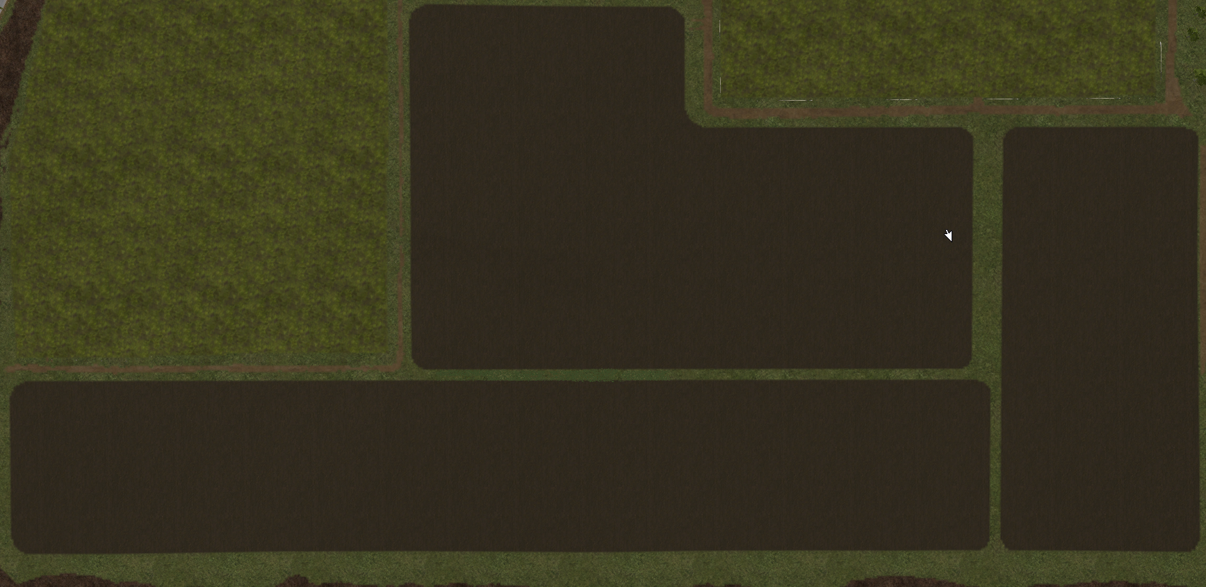 Rezone! (Simcity flash back). Field 10 and 11 are down on size a bit, but field 12 grew by a like amount so end of the day its all good.