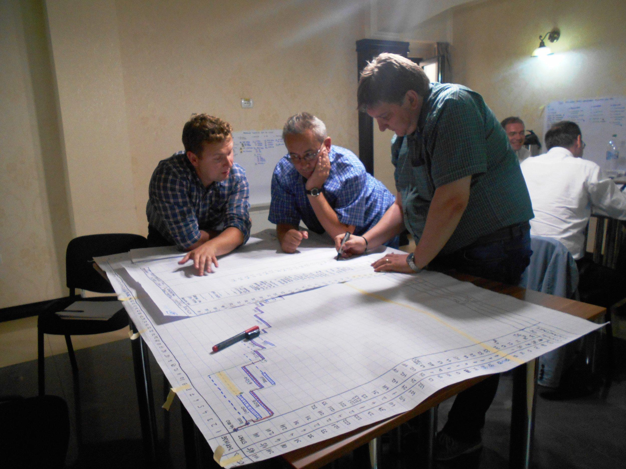 Management de proiect in constructii, iunie 2017, Iasi (5).JPG