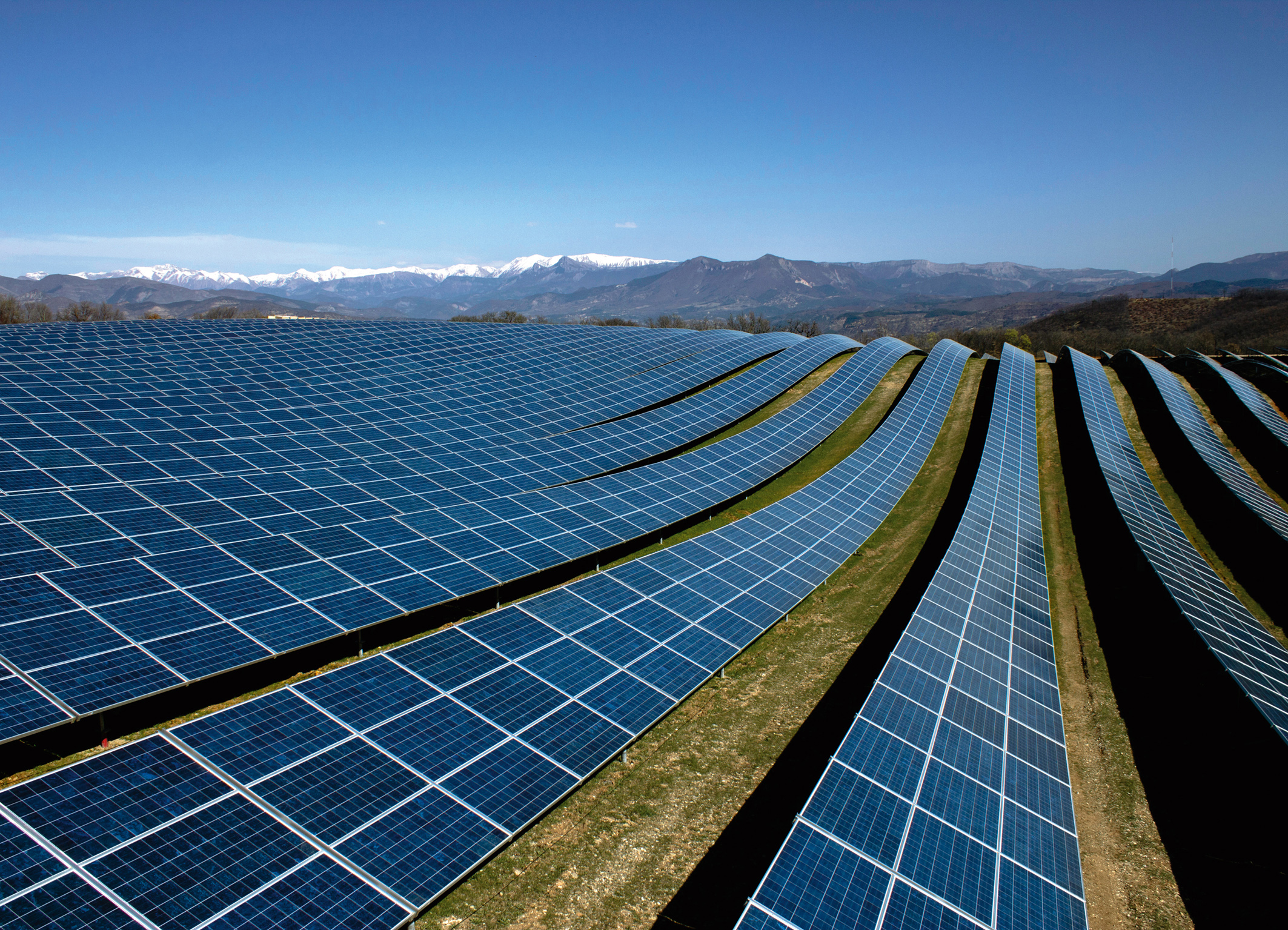 Shared Solar Energy