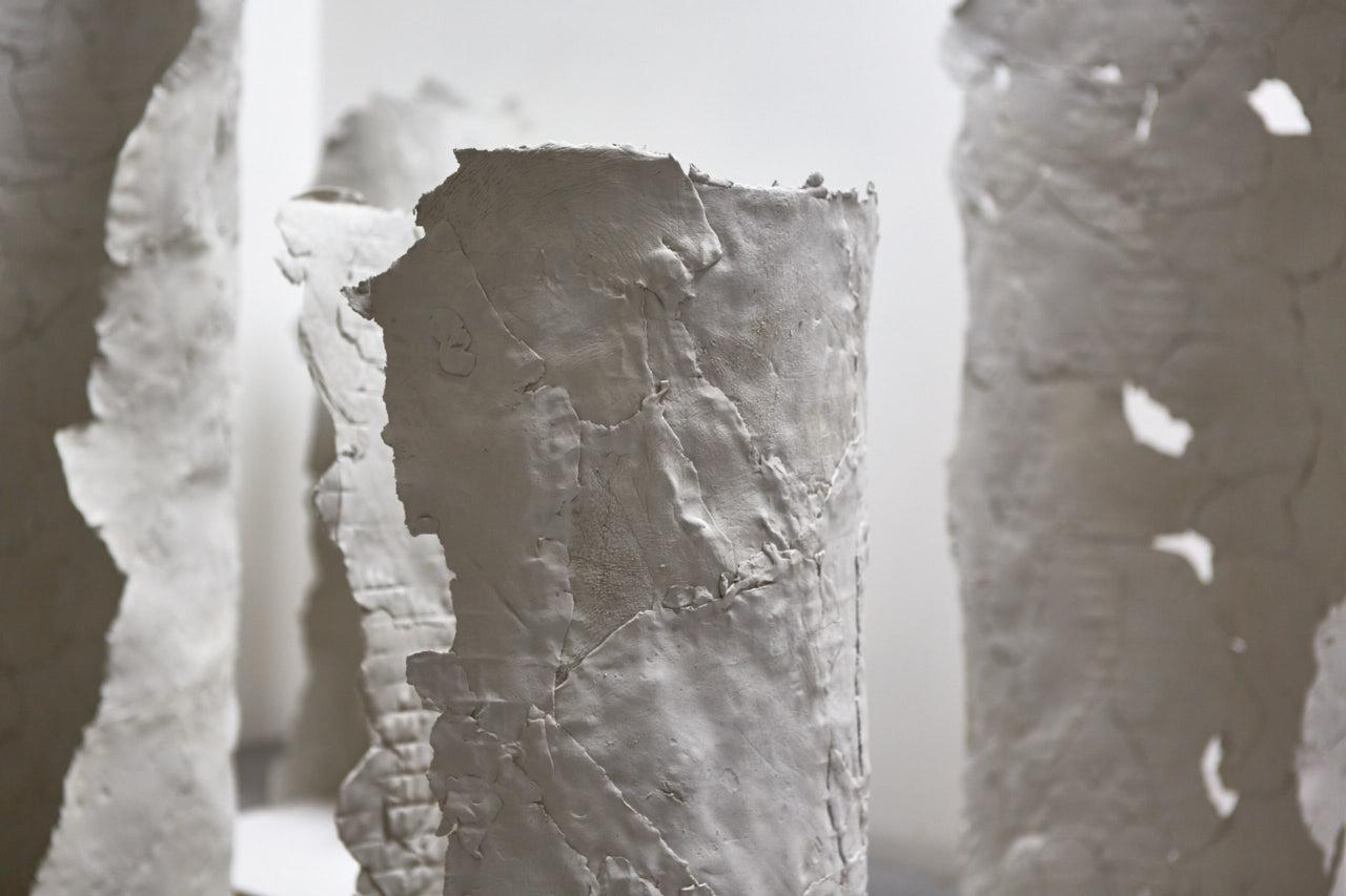 Exhume, 2016, (detail).