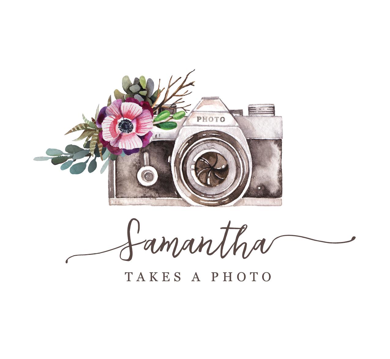Samantha Takes a Photo
