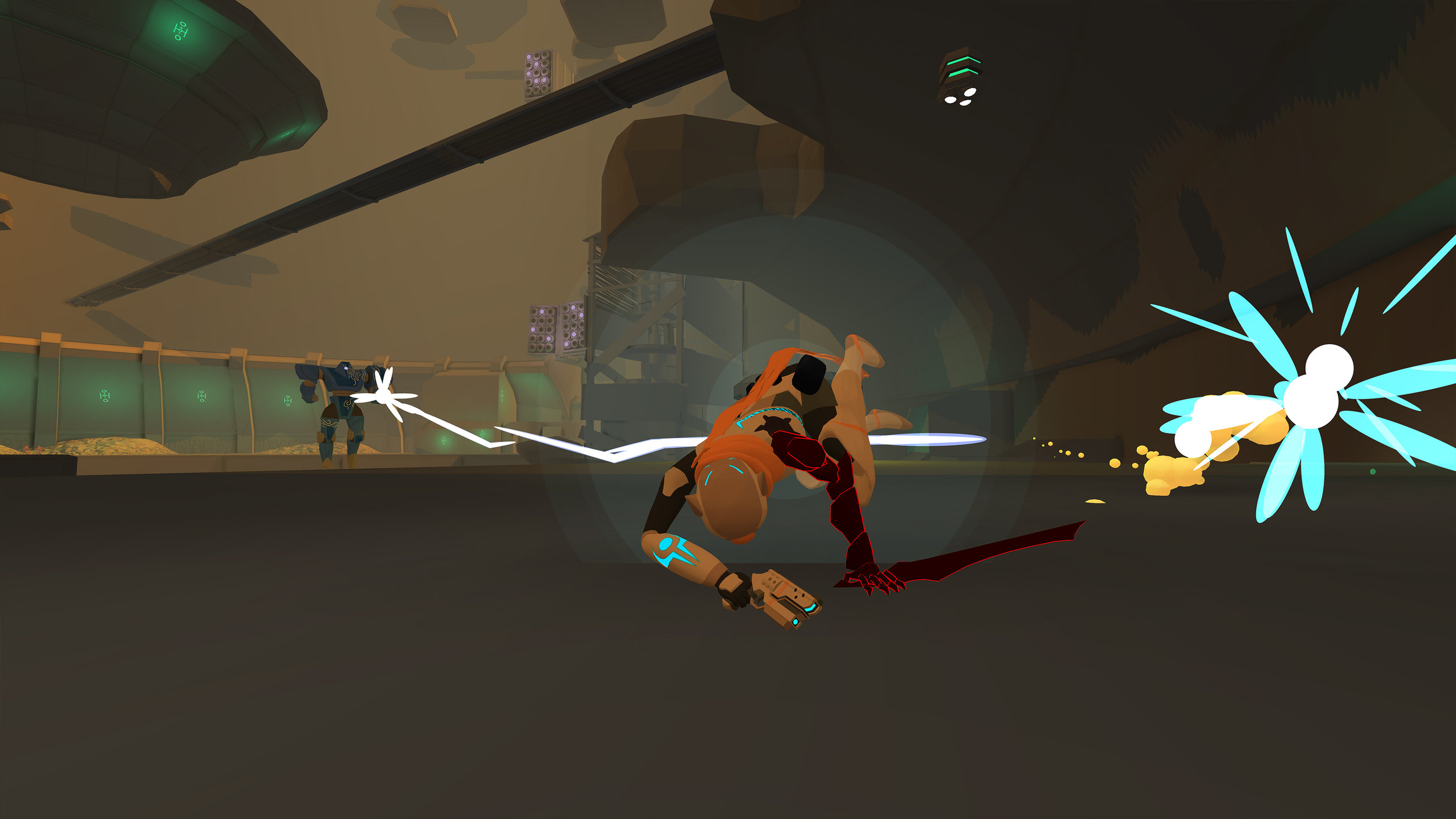 Halen Ballad of the Blade Thief screenshot 8