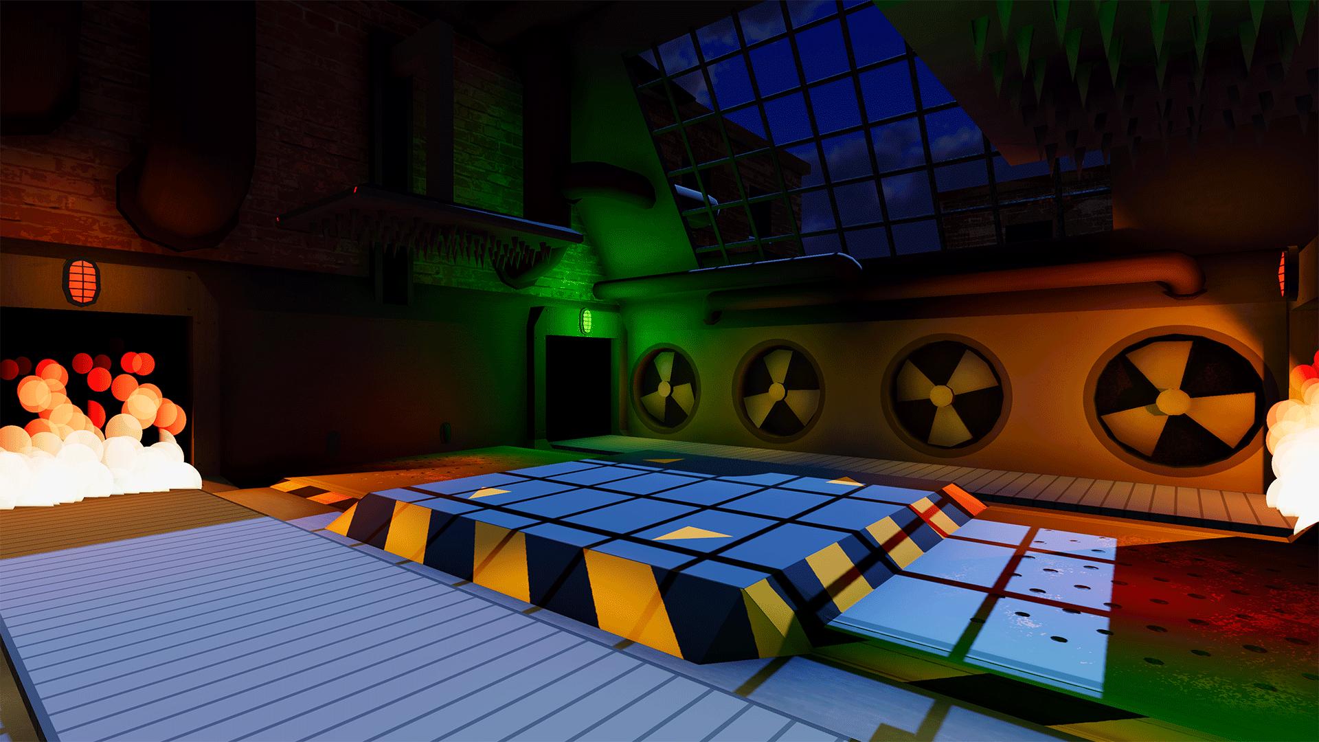 The Blobs Fight map screenshot 5