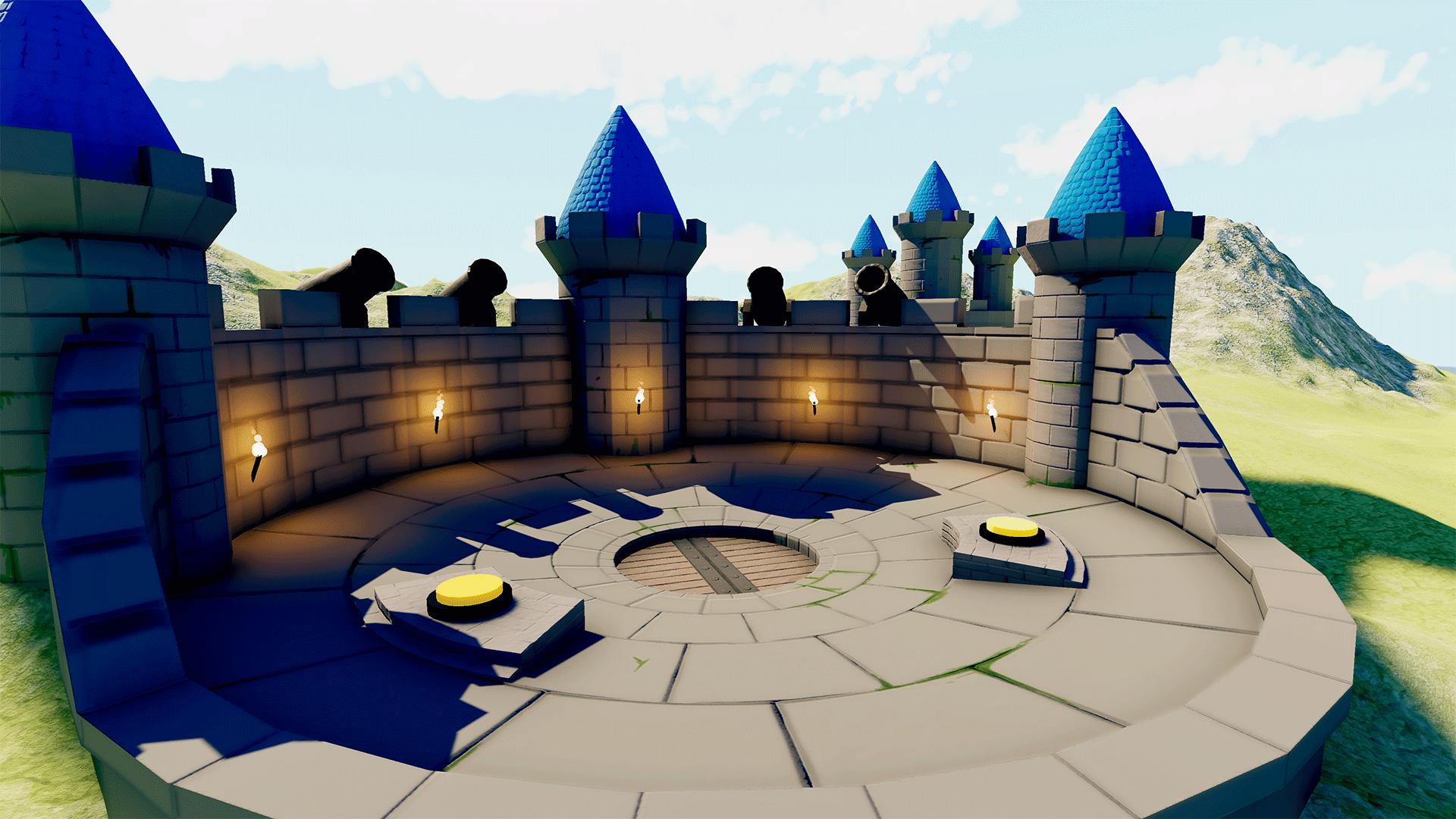 The Blobs Fight map screenshot 1