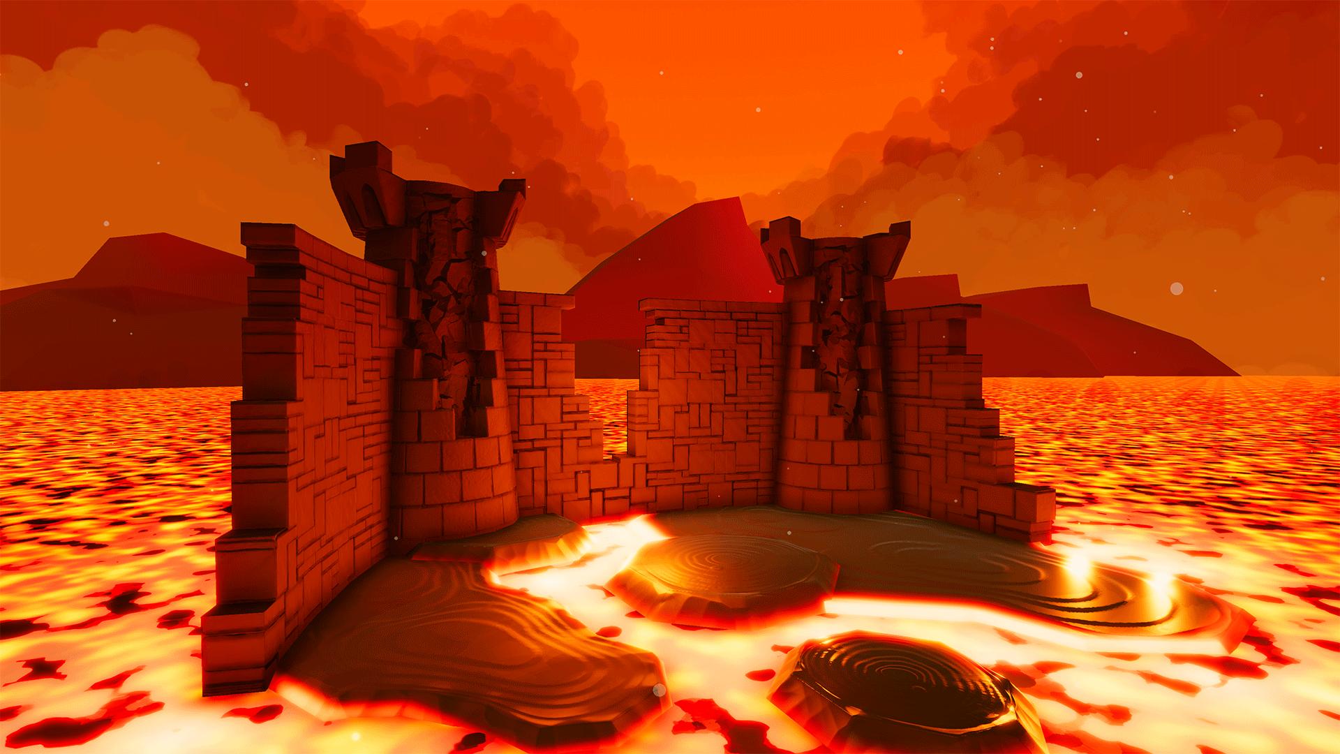 The Blobs Fight map screenshot 2