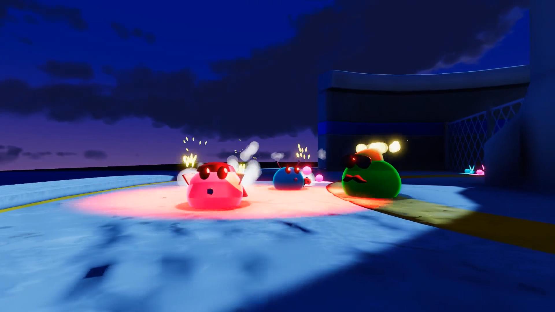 The Blobs Fight gameplay screenshot 1