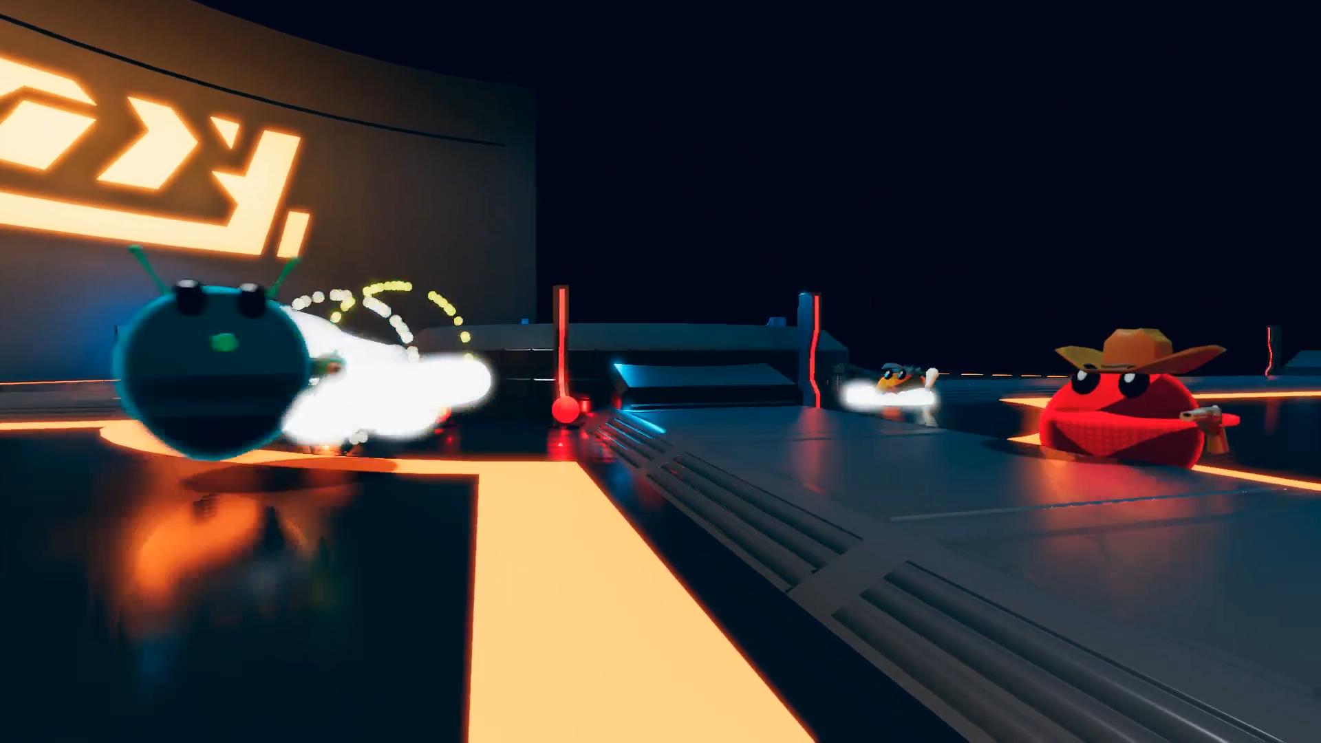 The Blobs Fight gameplay screenshot 3