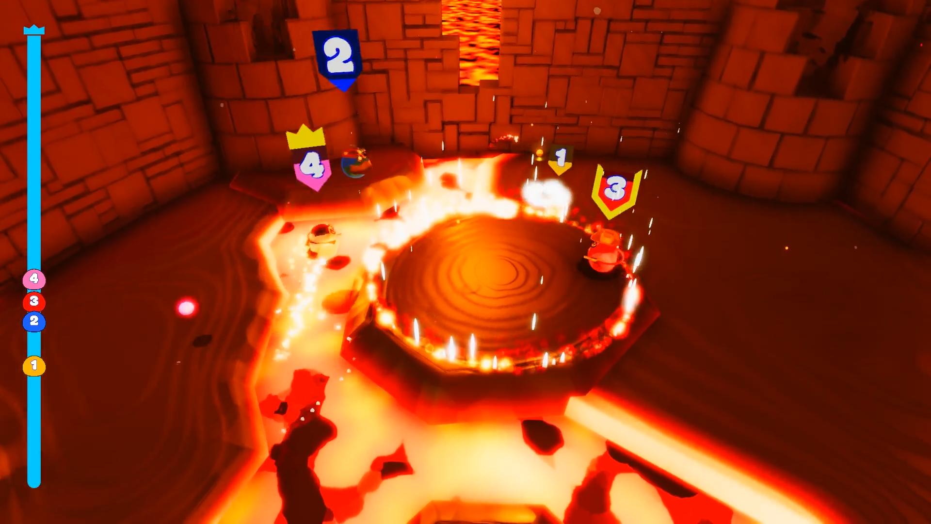 The Blobs Fight gameplay screenshot 4