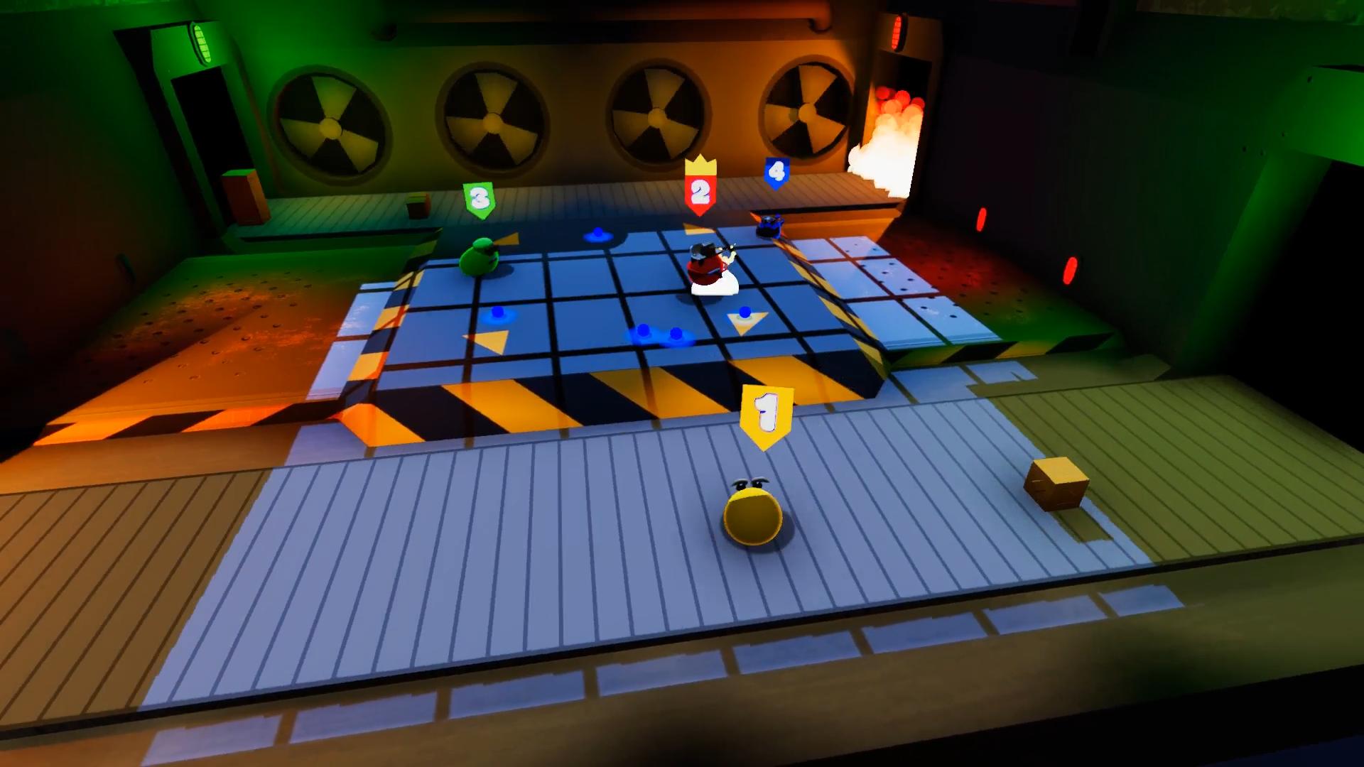 The Blobs Fight gameplay screenshot 6