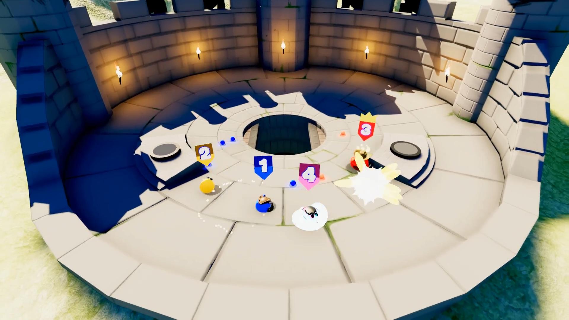 The Blobs Fight gameplay screenshot 7