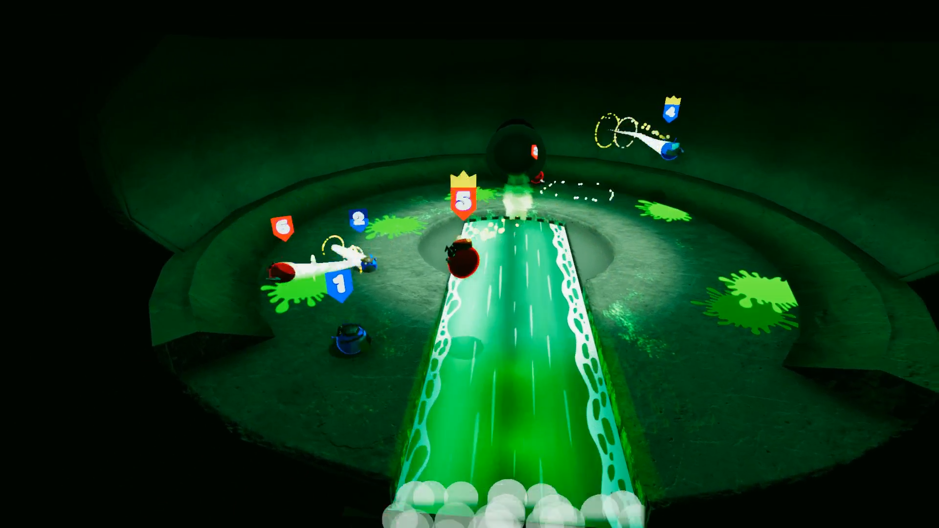 The Blobs Fight gameplay screenshot 8
