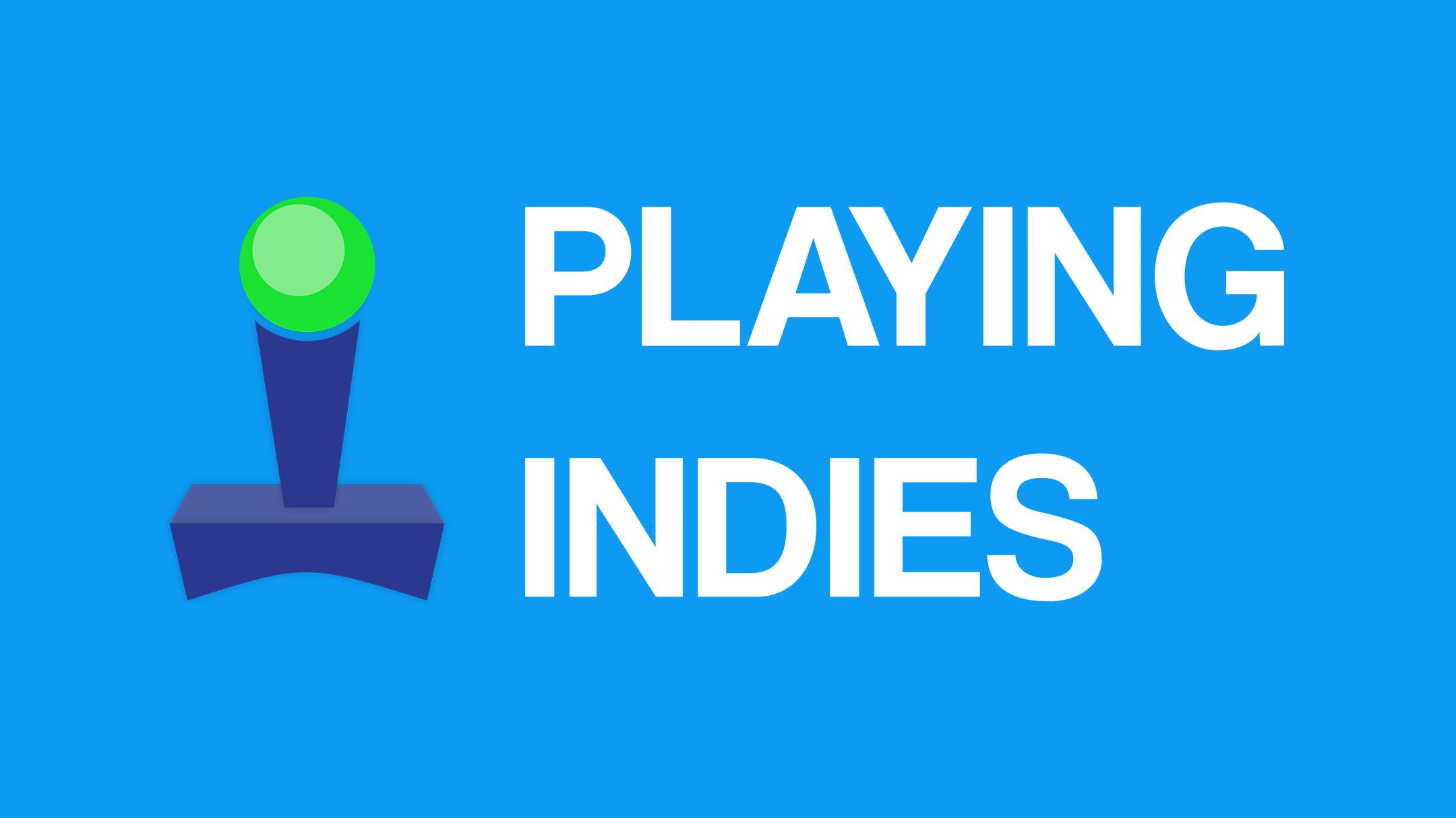 playingindies branding   graphic design