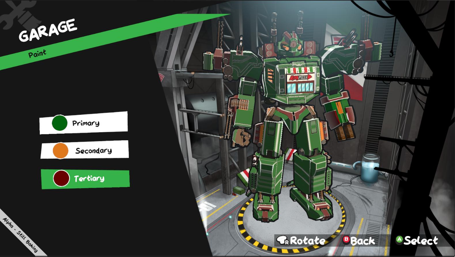 Robot War Revival Front
