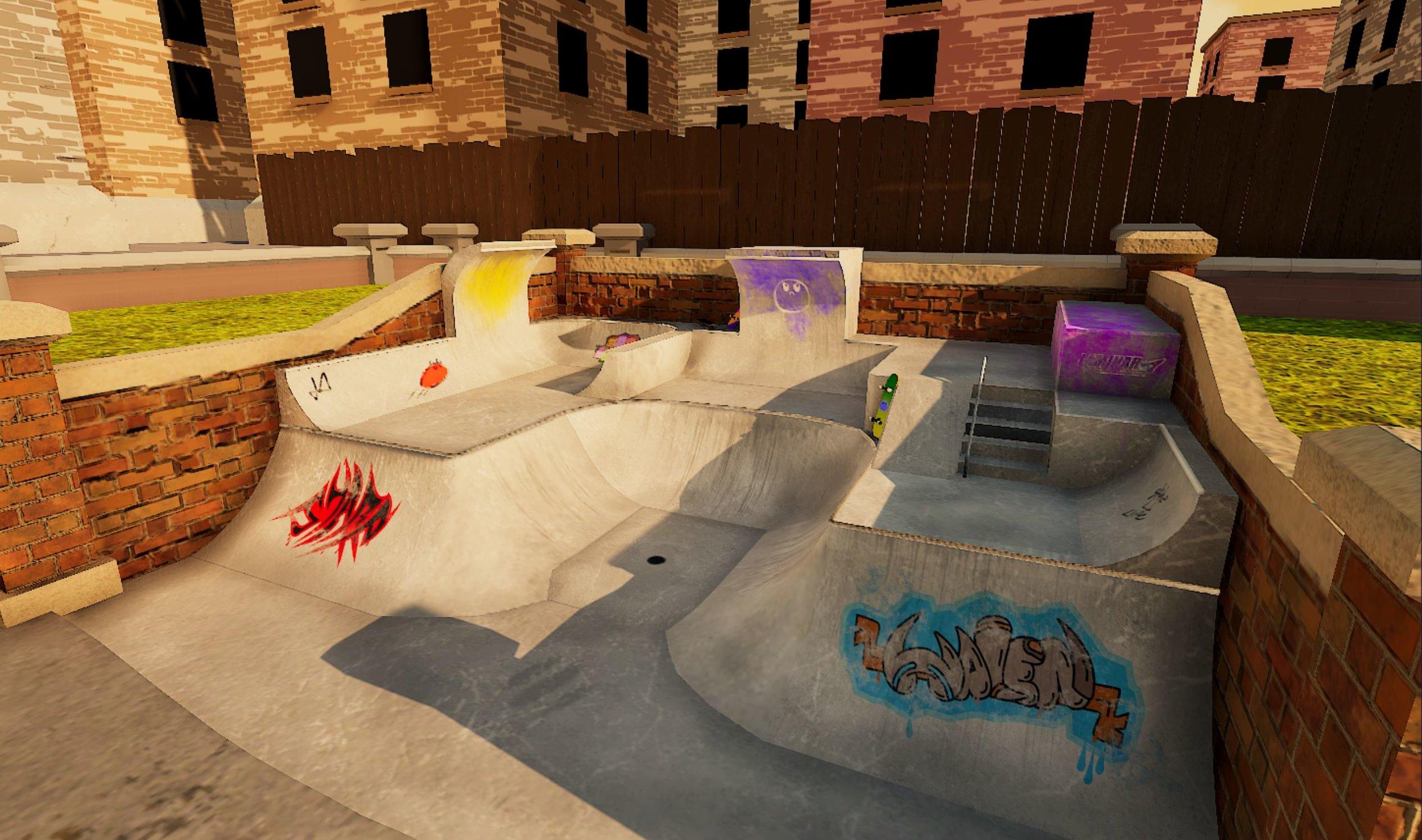 The Blobs Fight map screenshot 7
