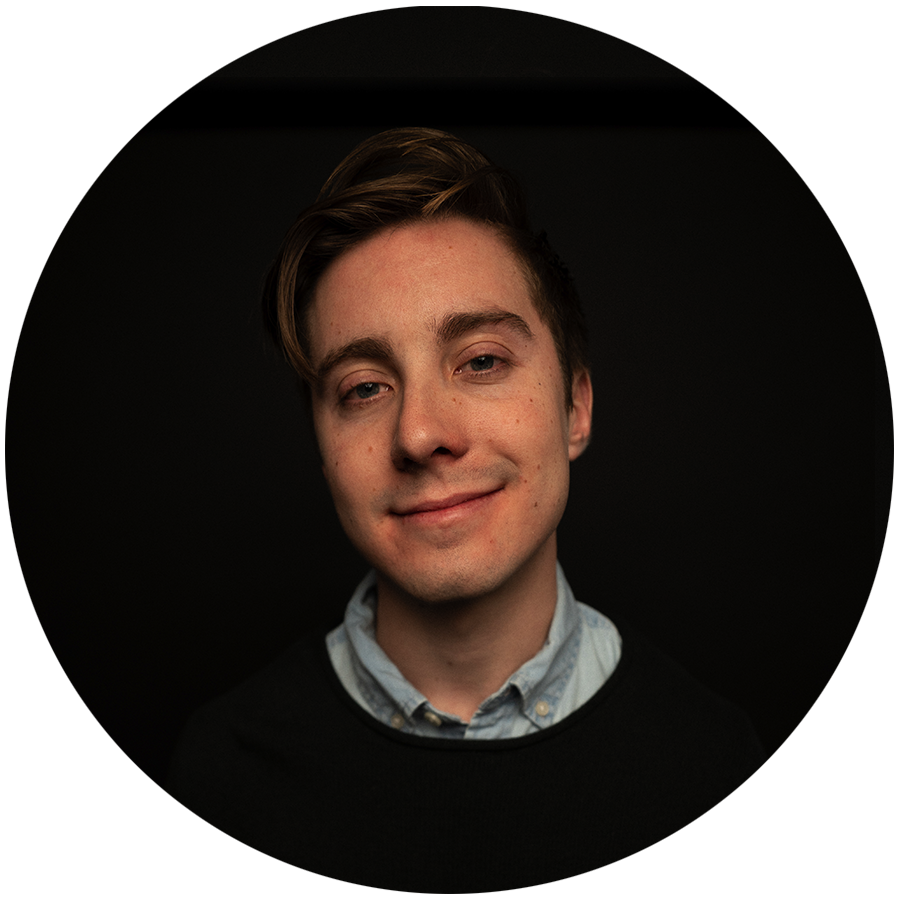 Zac Cooper / Media Director