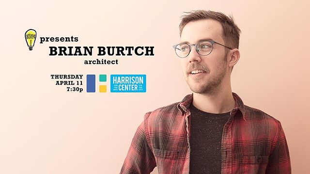 TWO WEEKS FROM TODAY: another first for ArtSpeak Presents!  @brianburtch, an architect; and owner and founder of @neonarchitecture, will be our featured guest for the evening. Brian's passion for challenging existing notions within residential architecture is what drives NEON's mission: to build smart, efficient, and quality homes.  So mark your calendars: We'll see you on April 11 at the @harrisoncenterarts!  #artspeakindy #artspeakpresents #art #arts #architecture #amplifyart #indianapolis #indy