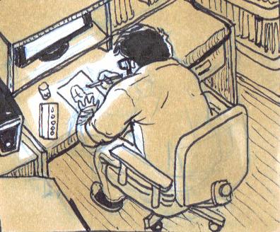 Excerpt from Journal Comics (2014)