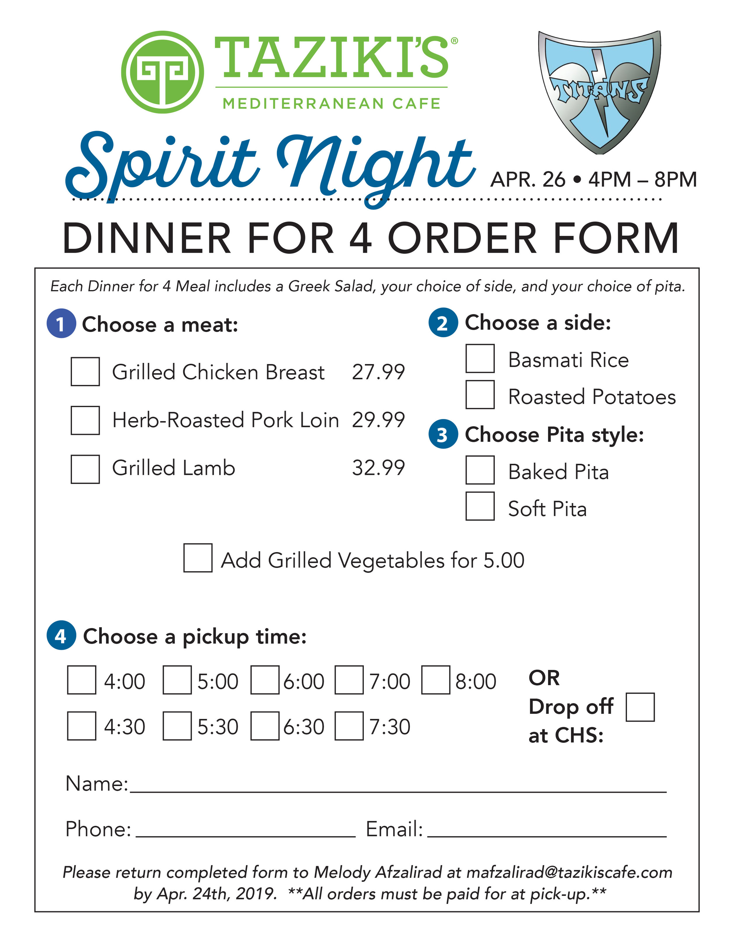 Tazikis Cosby HS Spirit Night Order Form-full.jpg