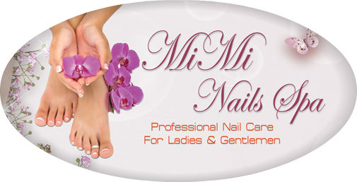 Mimi Nails Spa  We are a full service nail salon for ladies and Gentlemen.  6165 Harbourside Center Loop Midlothian, Virginia 23112 (804) 639-6401