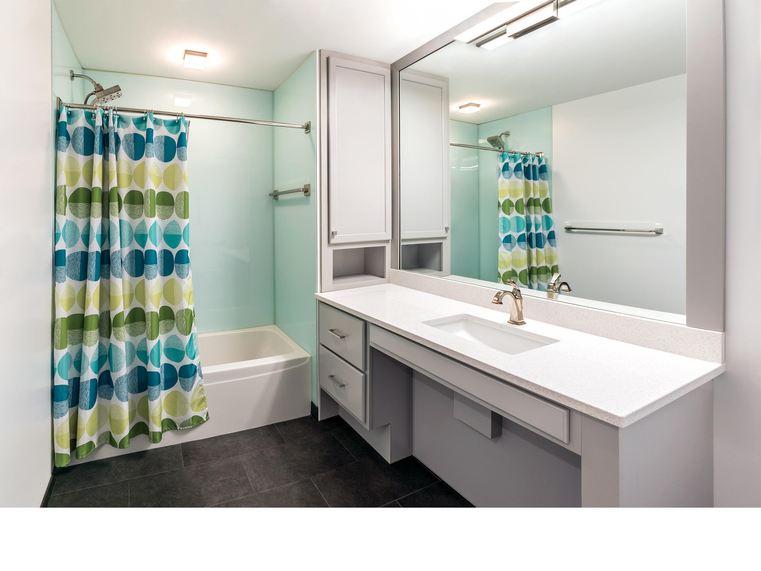 RAMBLER REDO — ALTER URBAN ARCHITECTURE on log home bathroom designs, french country bathroom designs, split level bathroom designs, farm house bathroom designs, transitional bathroom designs,