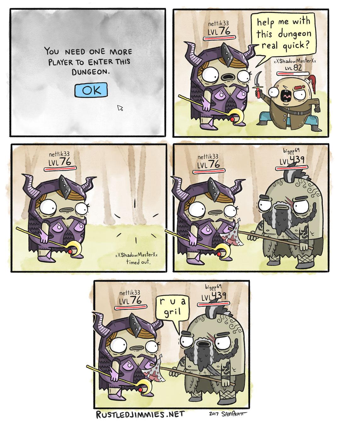 Rustled Jimmies -rustledjimmies.net