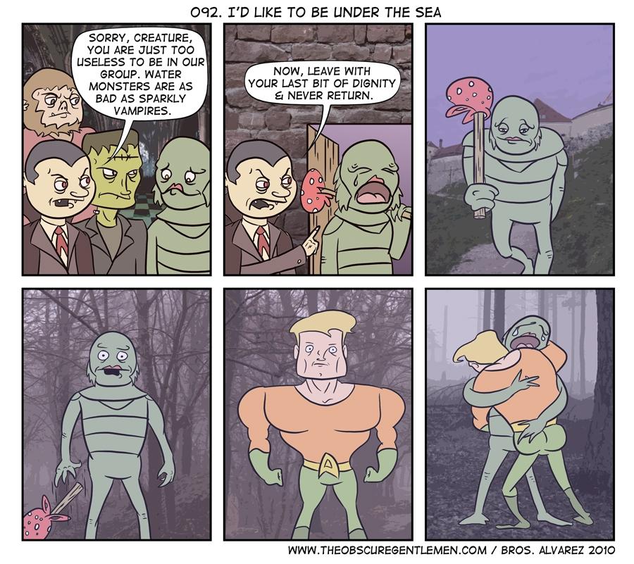 The Obscure Gentlemen -  TheObscureGentlemen.com