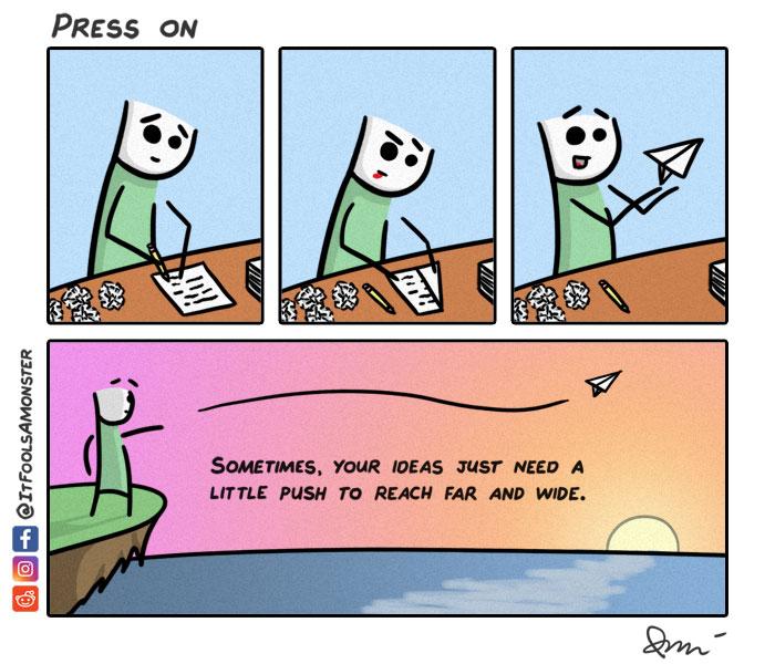 Webcomic by R. Adam