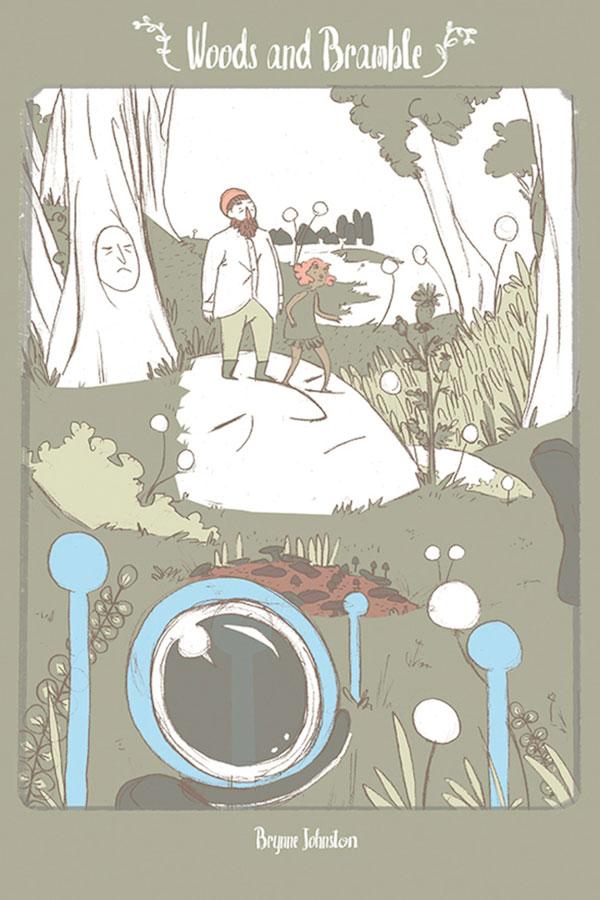 Woods and Bramble