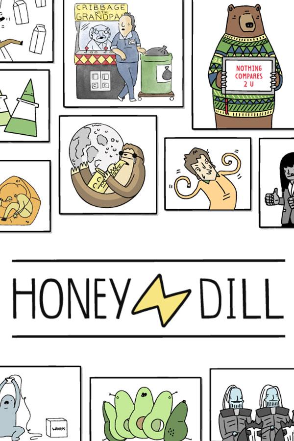 Honey Dill