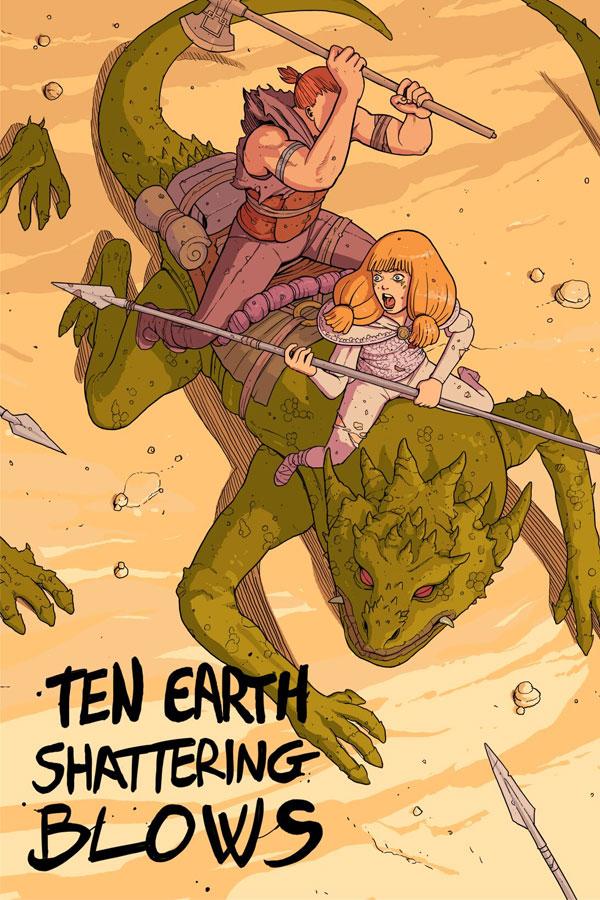 Ten Earth Shattering Blows