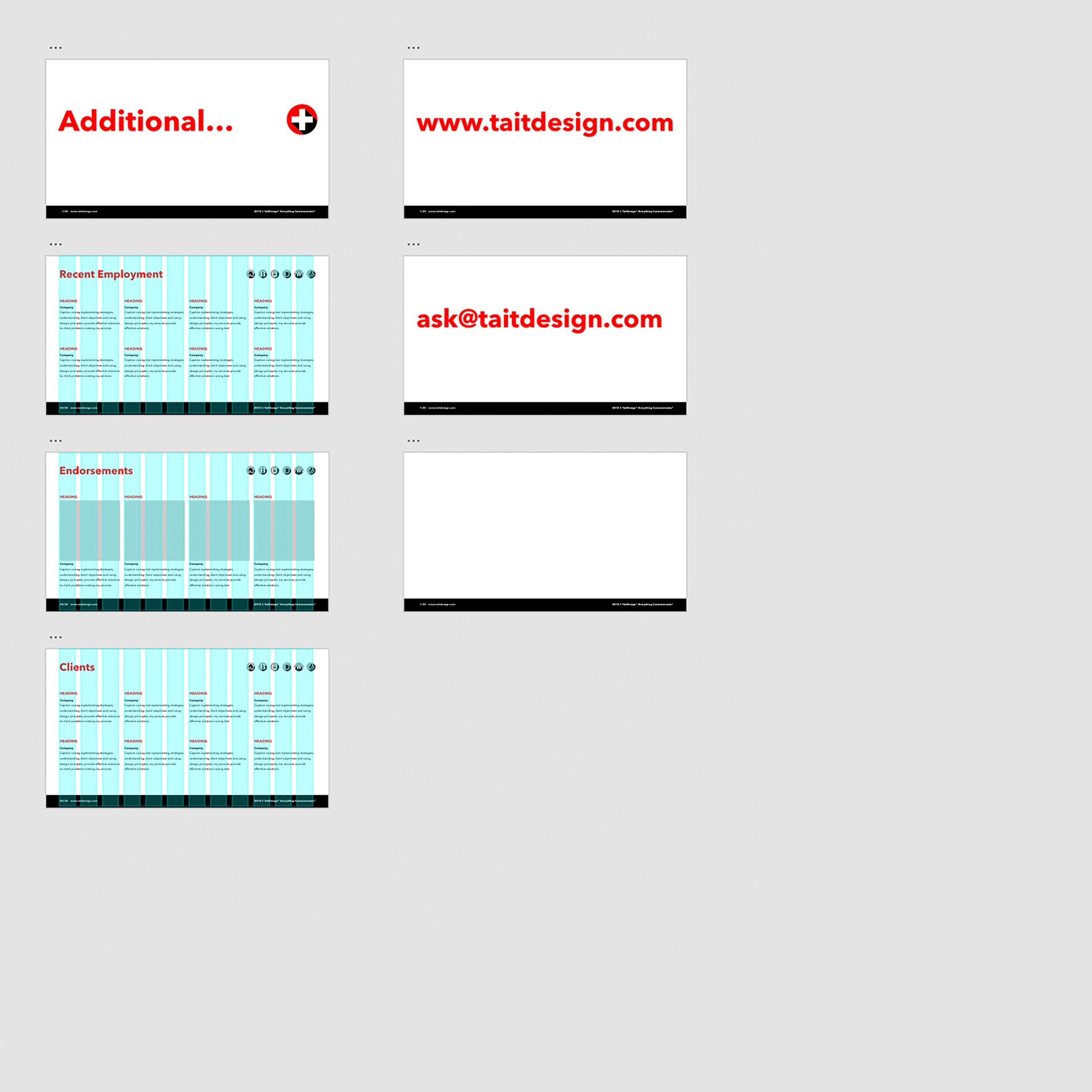 UX Wireframe 4