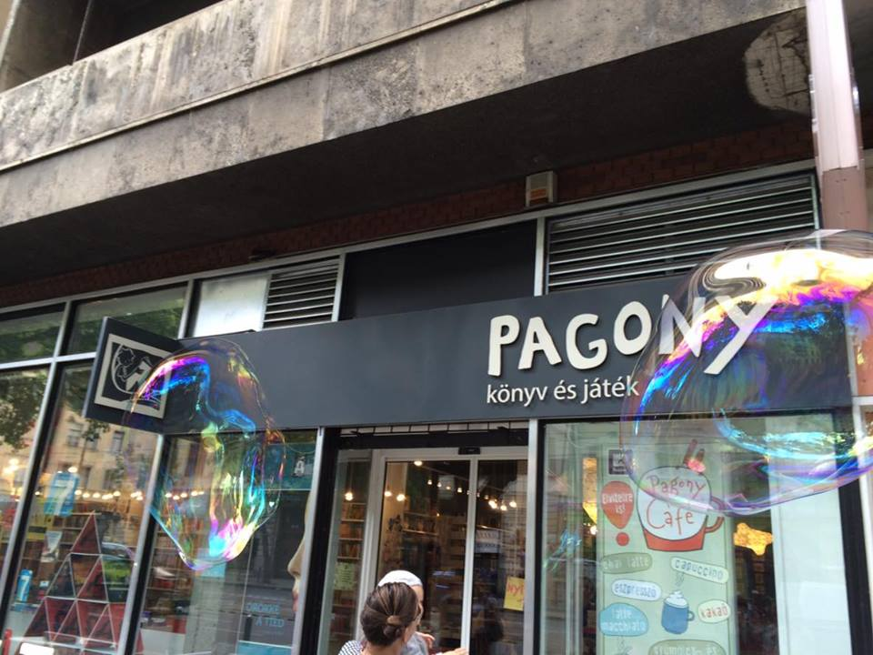 Pagony Bookstore - Books, Cafe, Classes & More!