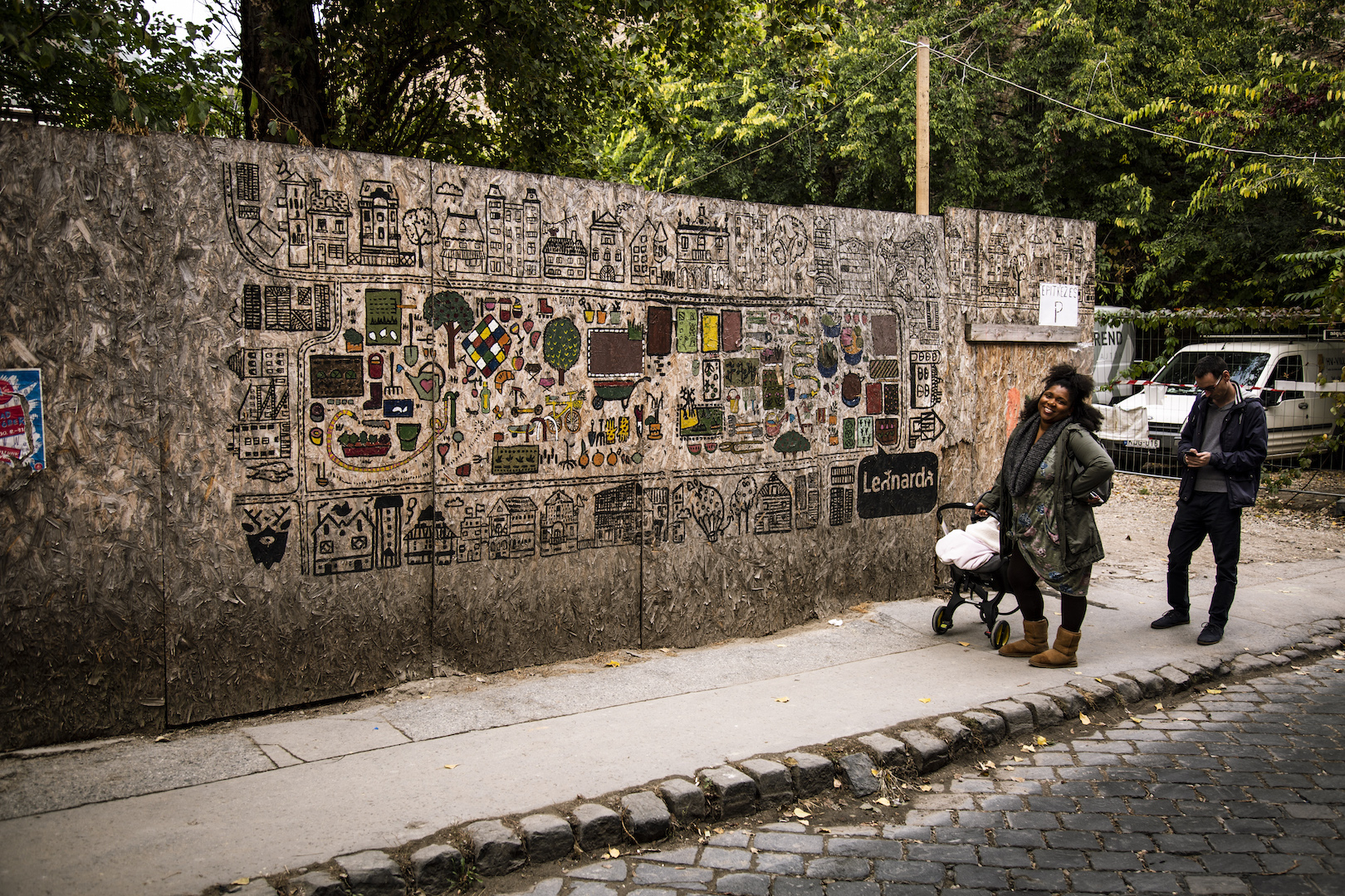 Black Girl In Budapest - Budapest Flow 8th District Tour